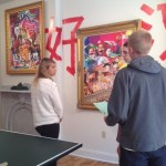 FYI Series Visits the Downtown Art Gallery