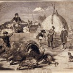 Winslow Homer's documents of Civil War era Thanksgiving