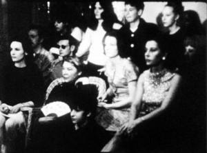 Warhol film still - The Life of Juanita Castro, 1965 (c)AWM - Bucknell University