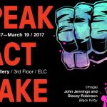 SPEAK / ACT / MAKE