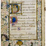 Painted Pages:<br> Illuminated Manuscripts from the 13th-18th Centuries <br>Aug. 14-Sept. 30