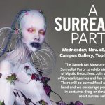 A Surrealist Party, Wednesday 11/28 at 7pm
