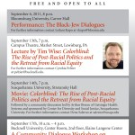 Communities in Conversation about Race