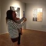 Annual Senior Art Exhibition Presentation, Tuesday, Apr. 20, 6 p.m.