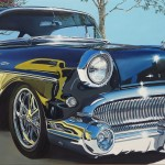 Pop-up Classic Car Show