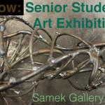Undertow: Annual Senior Student Art Exhibition
