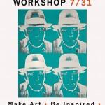 Free Teen Summer Workshop 7/31