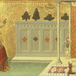 Ekphrasis Highlight   Annunciation: Inside a Temporary Passage Structure